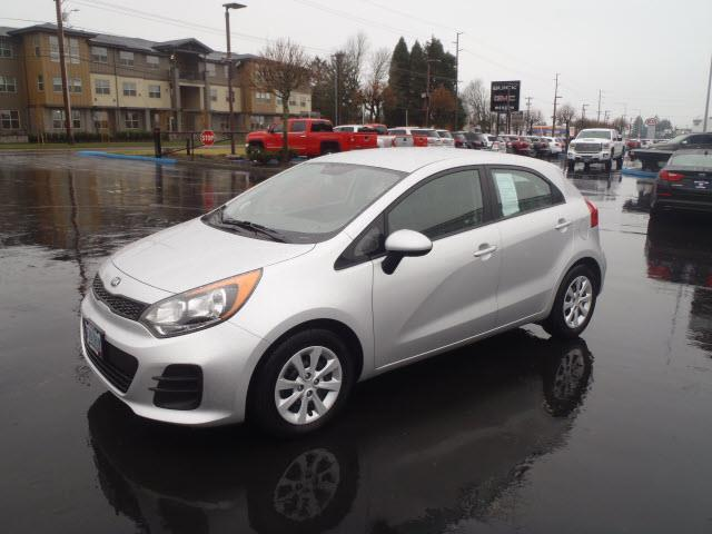 2016 kia rio5 lx lx 4dr wagon for sale in gresham oregon classified. Black Bedroom Furniture Sets. Home Design Ideas