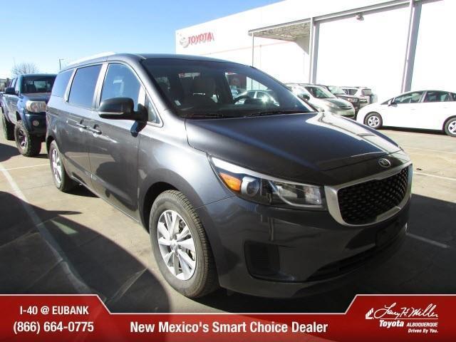 2016 Kia Sedona Lx Lx 4dr Mini Van For Sale In Albuquerque