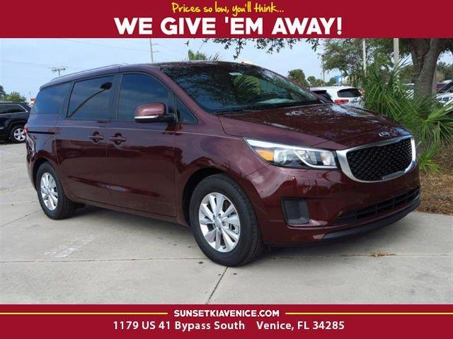 2016 Kia Sedona Lx Lx 4dr Mini Van For Sale In Venice