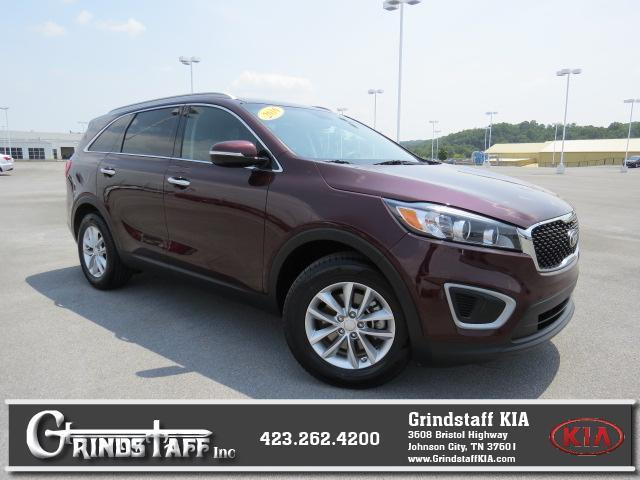 2016 kia sorento l l 4dr suv for sale in johnson city tennessee classified. Black Bedroom Furniture Sets. Home Design Ideas