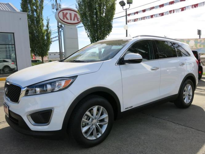 2016 kia sorento lx v6 awd lx v6 4dr suv for sale in medford oregon classified. Black Bedroom Furniture Sets. Home Design Ideas