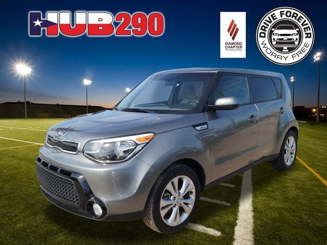 2016 kia soul 4dr wagon for sale in houston texas. Black Bedroom Furniture Sets. Home Design Ideas