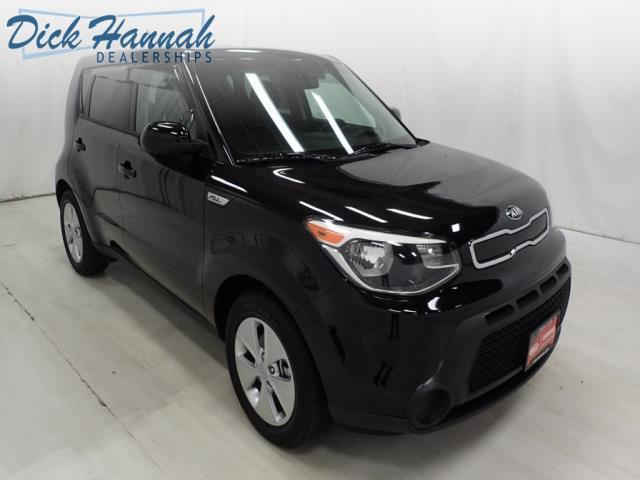2016 Kia Soul Base 4dr Wagon 6A