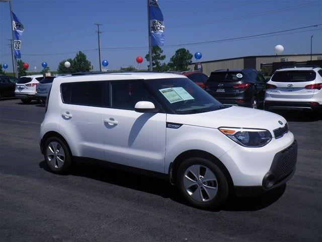 2016 kia soul base 4dr wagon 6a for sale in fort smith. Black Bedroom Furniture Sets. Home Design Ideas