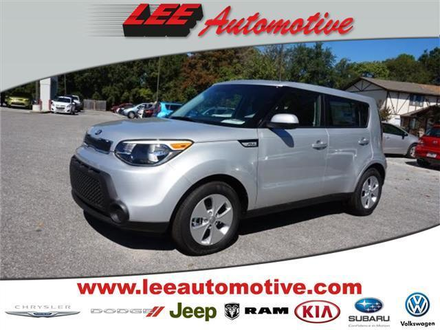 2016 Kia Soul Base 4dr Wagon 6M