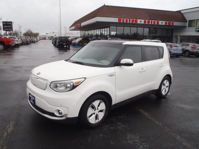 2016 kia soul ev 4dr wagon for sale in gresham oregon classified. Black Bedroom Furniture Sets. Home Design Ideas