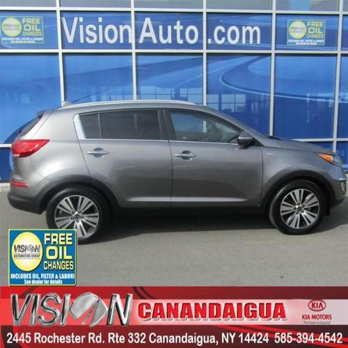 2016 kia sportage ex awd ex 4dr suv for sale in canandaigua new york classified. Black Bedroom Furniture Sets. Home Design Ideas