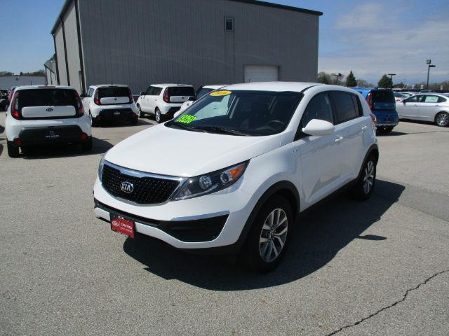 2016 kia sportage lx awd lx 4dr suv for sale in des moines iowa classified. Black Bedroom Furniture Sets. Home Design Ideas