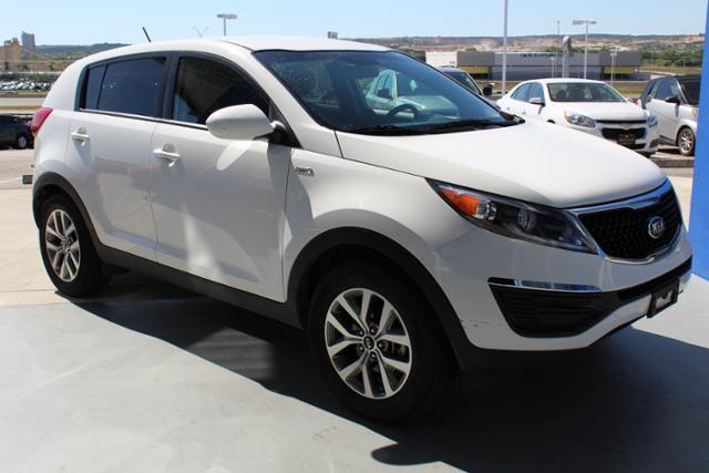 2016 kia sportage lx awd lx 4dr suv for sale in new braunfels texas classified. Black Bedroom Furniture Sets. Home Design Ideas