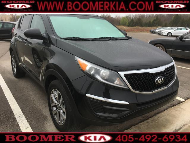 2016 kia sportage lx lx 4dr suv for sale in oklahoma city oklahoma classified. Black Bedroom Furniture Sets. Home Design Ideas