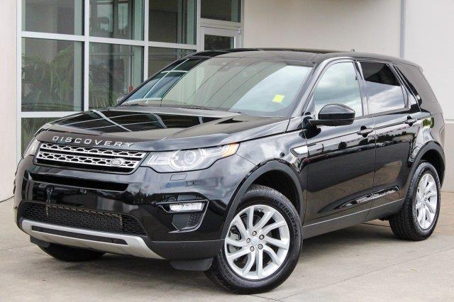 2016 Land Rover Discovery Sport HSE AWD HSE 4dr SUV