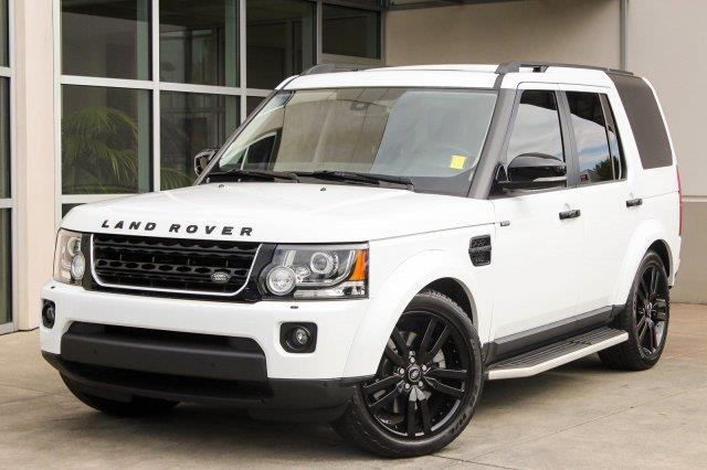 2016 land rover lr4 hse lux awd hse lux 4dr suv for sale in bellevue washington classified. Black Bedroom Furniture Sets. Home Design Ideas