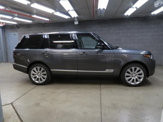 2016 land rover range rover 5 0l v8 supercharged price on request for sale in dublin ohio. Black Bedroom Furniture Sets. Home Design Ideas