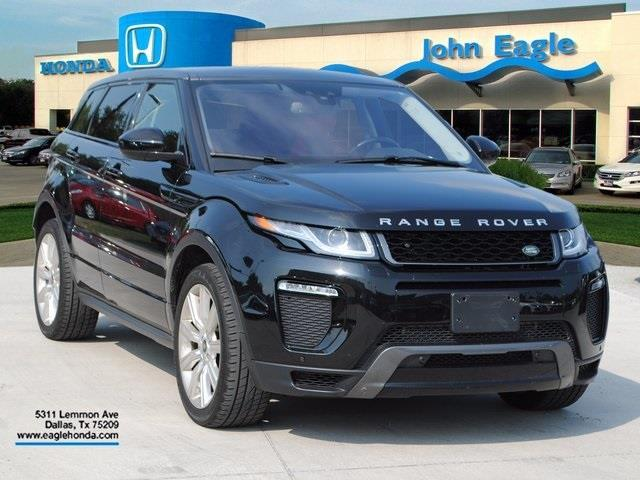 2016 land rover range rover evoque hse dynamic awd hse dynamic 4dr suv for sale in dallas texas. Black Bedroom Furniture Sets. Home Design Ideas