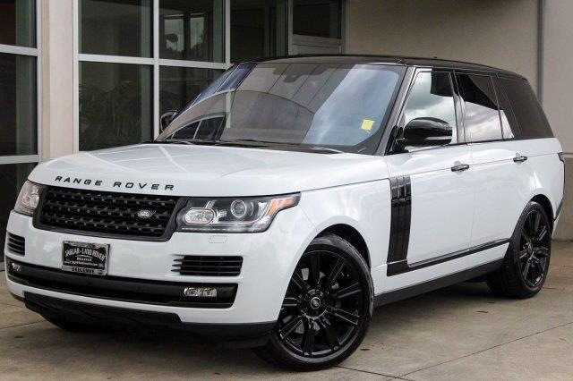 2016 Land Rover Range Rover HSE Td6 AWD HSE Td6 4dr SUV