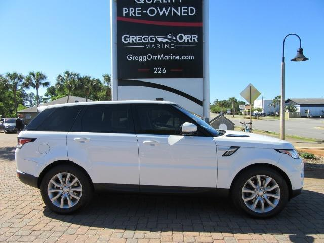 2016 Land Rover Range Rover Sport HSE AWD HSE 4dr SUV