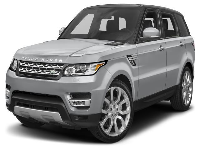 2016 Land Rover Range Rover Sport SE AWD SE 4dr SUV