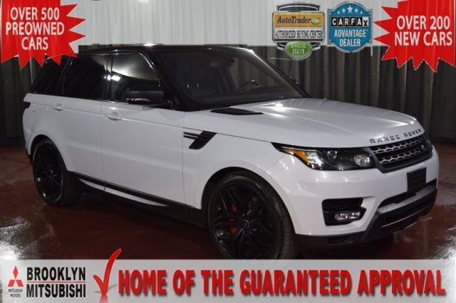 2016 Land Rover Range Rover Sport Supercharged AWD