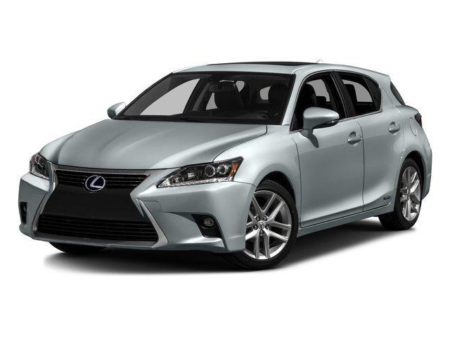2016 Lexus CT 200h Base 4dr Hatchback