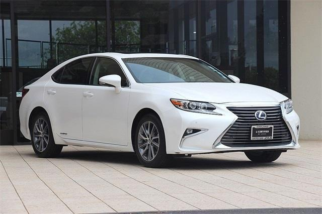 2016 Lexus ES 300h Base 4dr Sedan