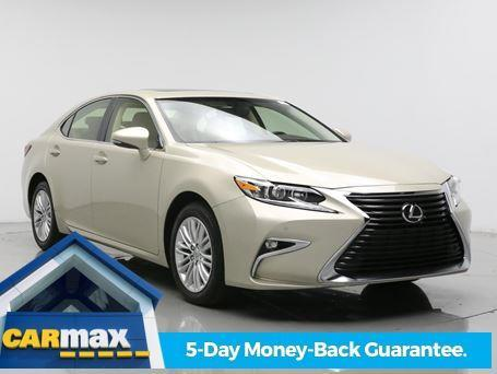 2016 Lexus ES 350 Base 4dr Sedan
