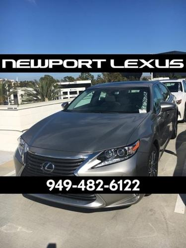 2016 lexus es 350 base 4dr sedan for sale in newport beach california classified. Black Bedroom Furniture Sets. Home Design Ideas