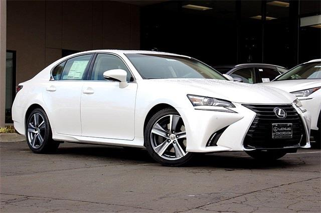 2016 Lexus GS 350 Base 4dr Sedan