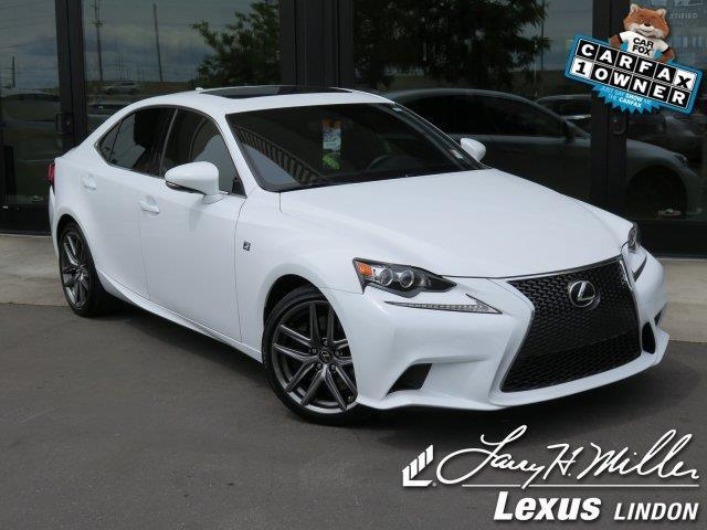 2016 lexus is 300 base awd 4dr sedan for sale in lindon. Black Bedroom Furniture Sets. Home Design Ideas
