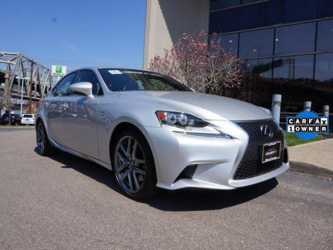 2016 Lexus Is AWD