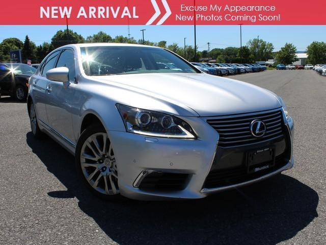 2016 Lexus LS 460 Base AWD 4dr Sedan