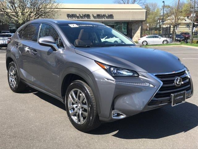 2016 Lexus NX 200t Base AWD 4dr Crossover