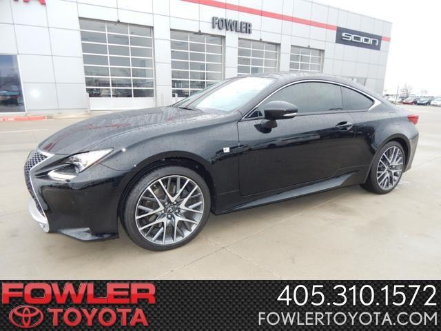 2016 lexus rc 300 base awd 2dr coupe for sale in norman oklahoma classified. Black Bedroom Furniture Sets. Home Design Ideas