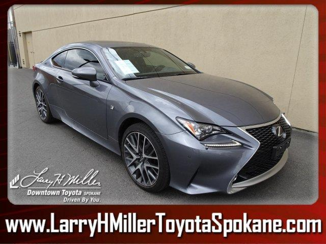 2016 lexus rc 300 base awd 2dr coupe for sale in spokane washington classified. Black Bedroom Furniture Sets. Home Design Ideas
