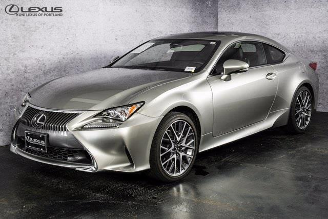 2016 lexus rc 300 base awd 2dr coupe for sale in portland oregon classified. Black Bedroom Furniture Sets. Home Design Ideas