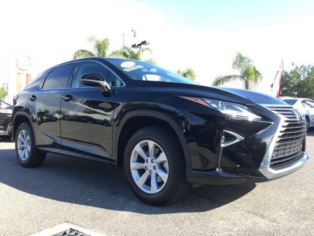 2016 lexus rx 350 base 4dr suv for sale in leesburg florida classified. Black Bedroom Furniture Sets. Home Design Ideas