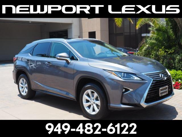 2016 lexus rx 350 base 4dr suv for sale in newport beach california classified. Black Bedroom Furniture Sets. Home Design Ideas