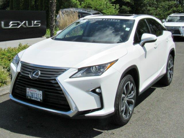 2016 lexus rx 350 base awd 4dr suv for sale in tacoma washington classified. Black Bedroom Furniture Sets. Home Design Ideas