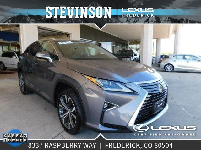 2016 lexus rx 450h base awd 4dr suv for sale in longmont colorado classified. Black Bedroom Furniture Sets. Home Design Ideas