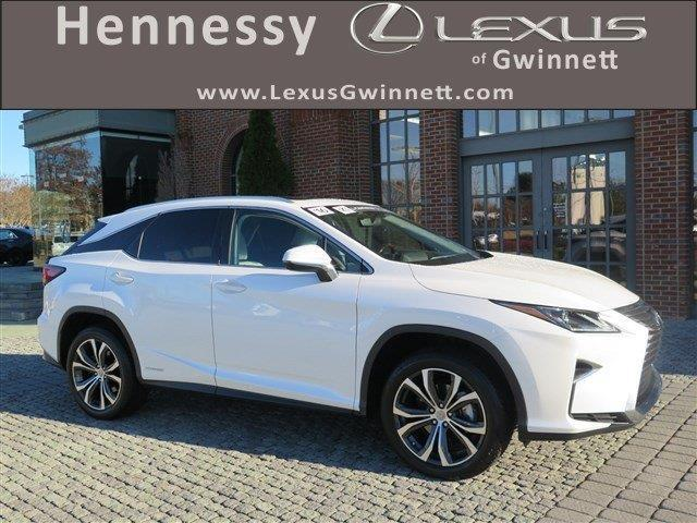 2016 lexus rx 450h f sport awd f sport 4dr suv for sale in duluth georgia classified. Black Bedroom Furniture Sets. Home Design Ideas