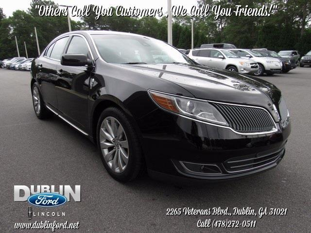 2016 Lincoln MKS Base 4dr Sedan