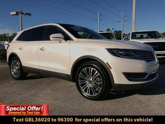 2016 Lincoln MKX Reserve AWD Reserve 4dr SUV