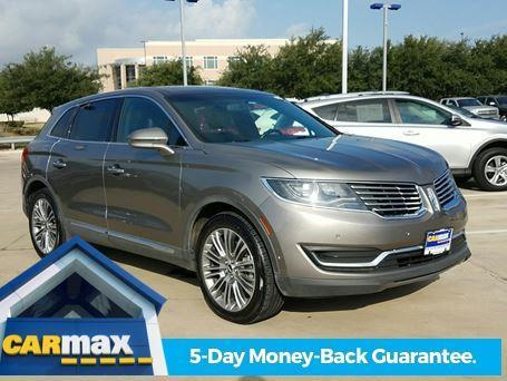 2016 lincoln mkx reserve awd reserve 4dr suv for sale in richmond texas classified. Black Bedroom Furniture Sets. Home Design Ideas