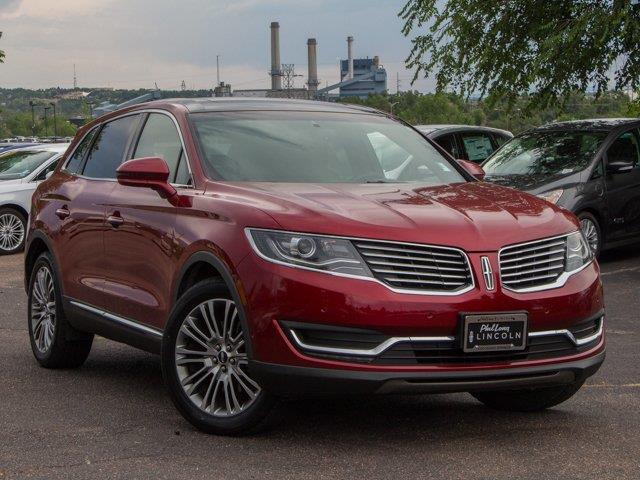 2016 lincoln mkx reserve awd reserve 4dr suv for sale in colorado springs colorado classified. Black Bedroom Furniture Sets. Home Design Ideas