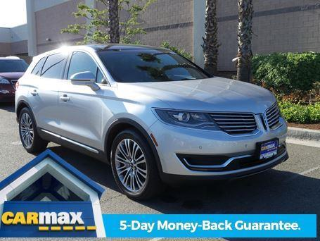2016 lincoln mkx reserve reserve 4dr suv for sale in fresno california classified. Black Bedroom Furniture Sets. Home Design Ideas