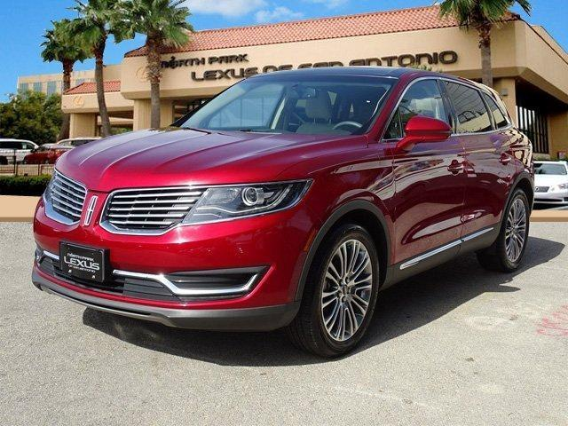 2016 lincoln mkx reserve reserve 4dr suv for sale in san antonio texas classified. Black Bedroom Furniture Sets. Home Design Ideas