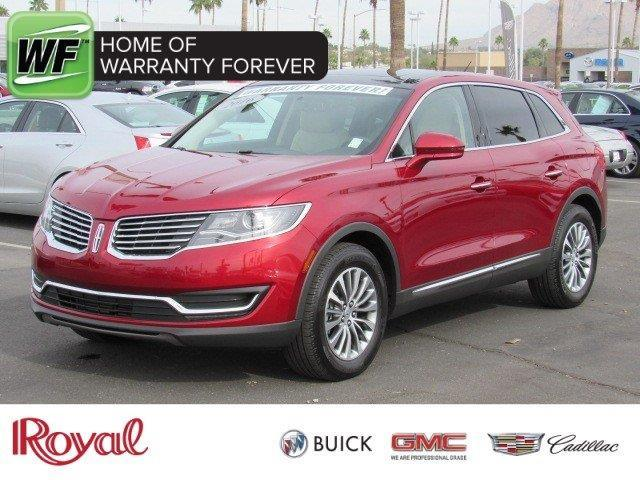 2016 lincoln mkx select select 4dr suv for sale in tucson arizona classified. Black Bedroom Furniture Sets. Home Design Ideas