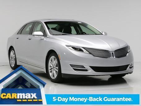 2016 Lincoln MKZ Base 4dr Sedan