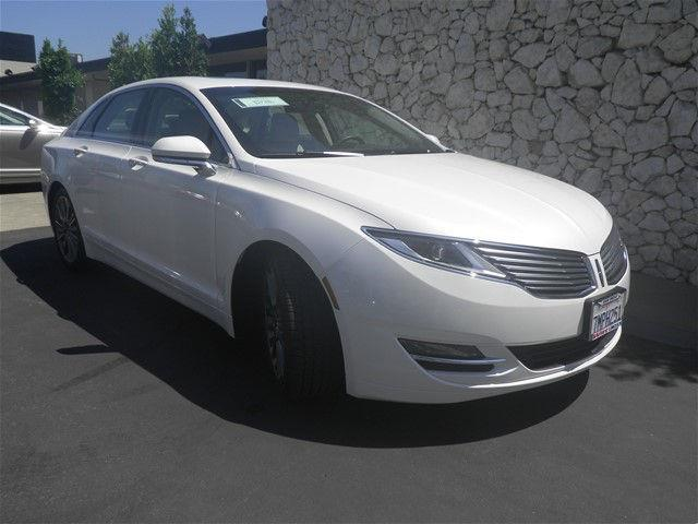 2016 Lincoln MKZ Hybrid Base 4dr Sedan