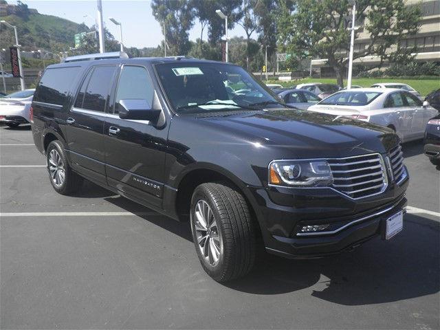 2016 Lincoln Navigator L Select 4x2 Select 4dr SUV
