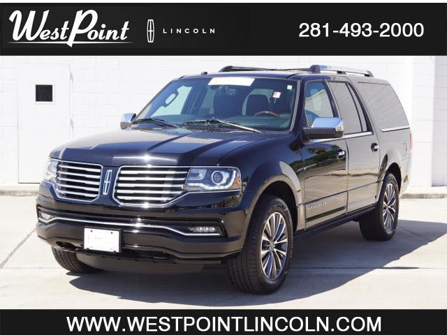 2016 lincoln navigator l select 4x4 select 4dr suv for. Black Bedroom Furniture Sets. Home Design Ideas